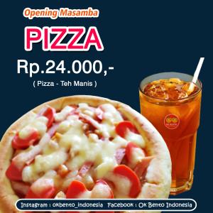 opening masamba pizza