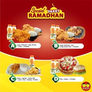 Paket Ramadhan Ok Bento